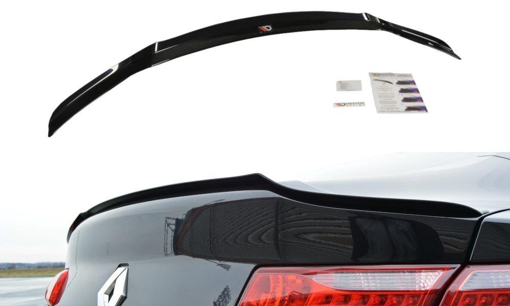 Lotka Lip Spoiler - Renault Laguna mk 3 Coupe - GRUBYGARAGE - Sklep Tuningowy